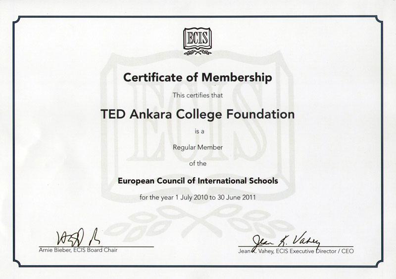 Ted Ankara Koleji Vakfi Ozel Lisesi