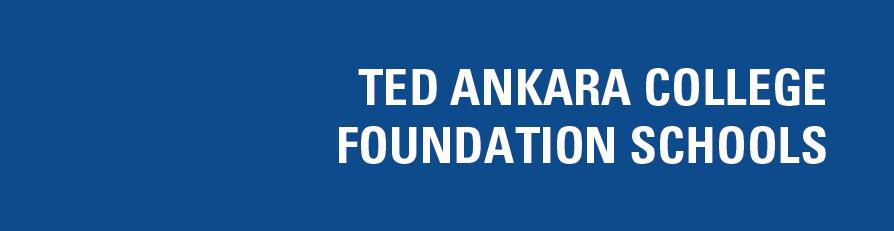 Ted Ankara College Foundation Schools