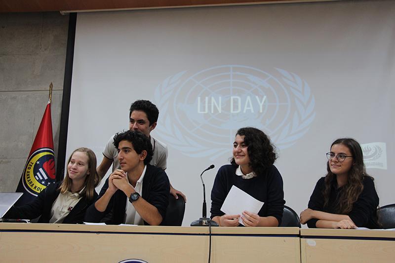 Birleşmiş Milletler Günü – 24 Ekim 73