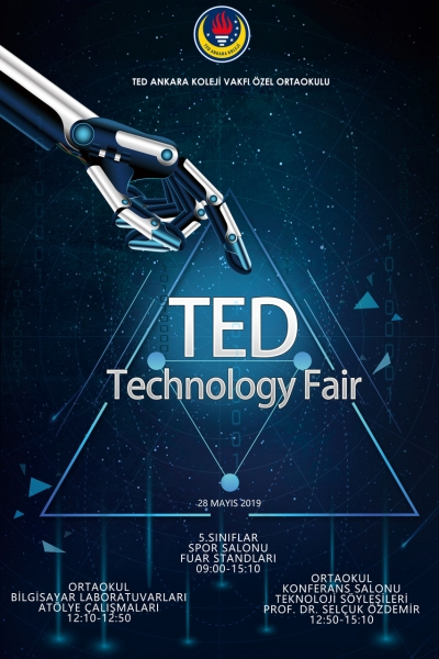 TED Technology Fair Yine Dopdoluydu!